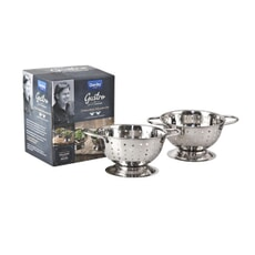 Denby James Martin Gastro - 2 Piece Mini Colander Kit