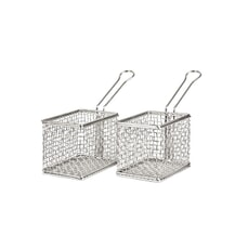 Denby James Martin Gastro - 2 Piece Mini Fry Basket Kit