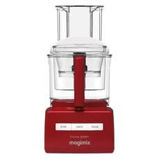 Magimix 5200xl Premium Food Processor Red