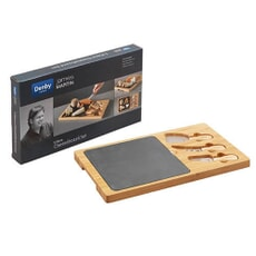 Denby James Martin - Cheese Board Set