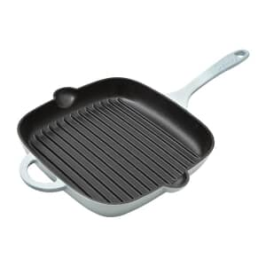Denby Pavilion Cast Iron 24cm Griddle