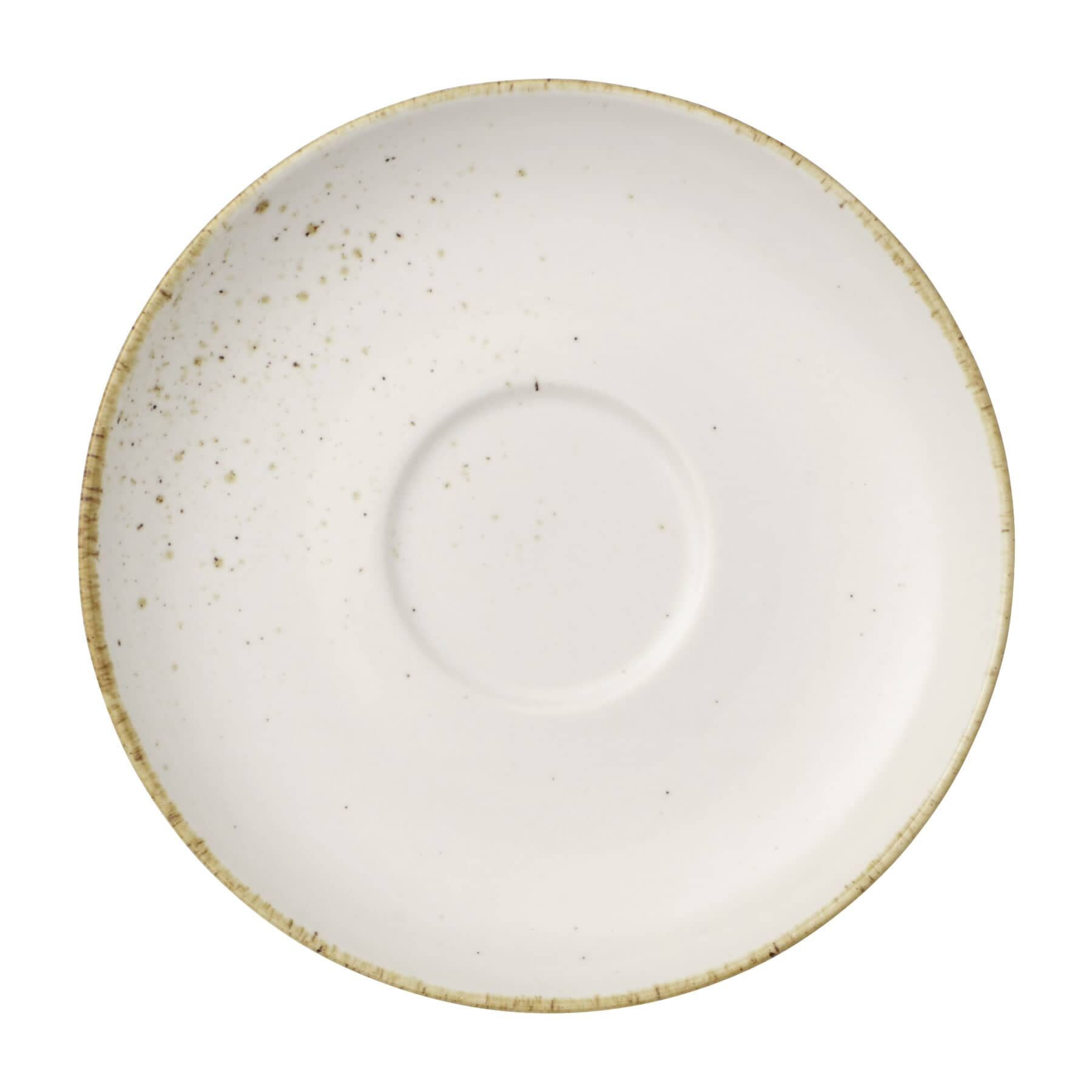 Villeroy And Boch Vivo Stoneware White Large Coffee Cup Saucer