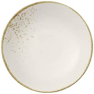 Villeroy and Boch Vivo Stoneware White - Deep Plate