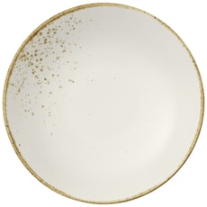Villeroy and Boch Vivo Stoneware White - Deep Plate