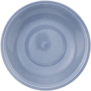 Villeroy and Boch Vivo Colour Loop Horizon Deep Plate