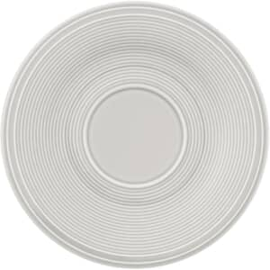 Villeroy and Boch Vivo Colour Loop Stone Coffee Sup Saucer