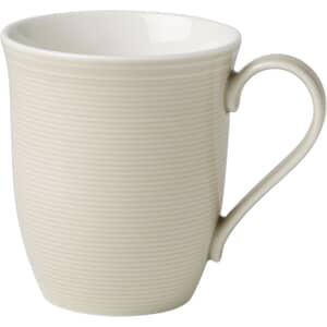 Villeroy and Boch Vivo Colour Loop Sand Mug
