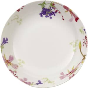 Villeroy and Boch Vivo Flower Meadow - Deep Plate