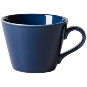 Villeroy And Boch Organic Dark Blue coffee cup 0.27l