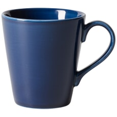 Villeroy And Boch Organic Dark Blue mug, dark blue, 350 ml