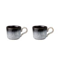 Denby Halo Brew Espresso Cup Set Of 2