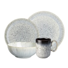 Denby Halo Speckle 16 Piece Box Set