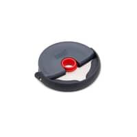 Joseph Joseph Disc Easy-clean Pizza Wheel - Grey/Red