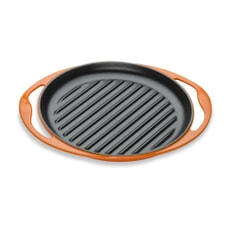 Le Creuset Cast Iron 25cm Skinny Grill Volcanic