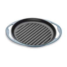 Le Creuset Cast Iron 25cm Skinny Grill Marine