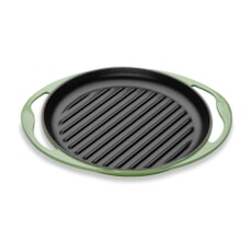 Le Creuset Cast Iron 25cm Skinny Grill Rosemary