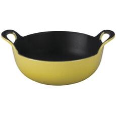 Le Creuset Cast Iron 20cm Balti Dish Soleil