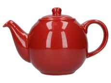 London Pottery Globe� 2 Cup Teapot Red