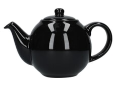 London Pottery Globe� 2 Cup Teapot Gloss Black