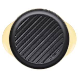 Le Creuset Cast Iron 25cm Round Grill Soleil