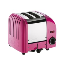 Dualit Classic Vario AWS 2 Slot Toaster Chilli Pink