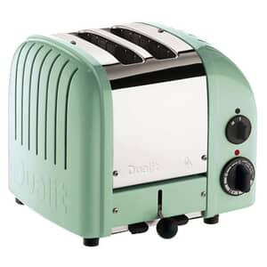 Dualit Classic Vario AWS 2 Slot Toaster Mint Green 20439
