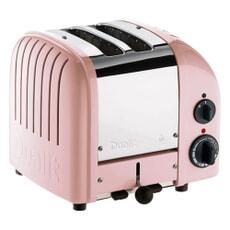 Dualit Classic Vario AWS 2 Slot Toaster Petal Pink