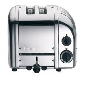 Dualit Classic Vario AWS 2 Slot Toaster Polished 20441