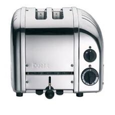 Dualit Classic Vario AWS 2 Slot Toaster Polished