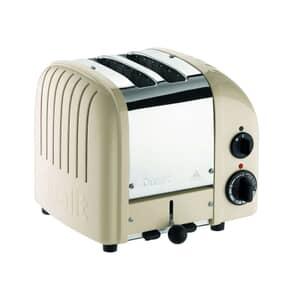 Dualit Classic Vario AWS 2 Slot Toaster Cream 20443
