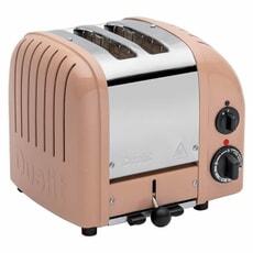 Dualit Classic Vario AWS 2 Slot Toaster Desert