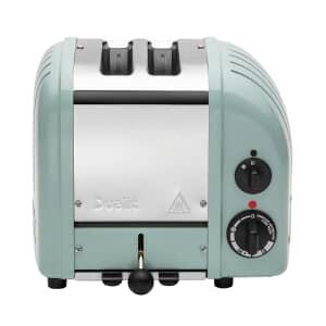 Dualit Classic Vario AWS Eucalyptus 2 Slot Toaster
