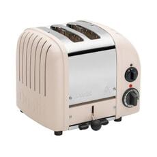 Dualit Classic Vario AWS 2 Slot Toaster Limestone