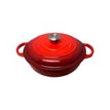 Le Creuset Cast Iron - 22cm Stew Pot Cerise