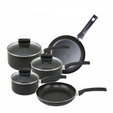 Prestige Safecook 5 Piece Cookware Set