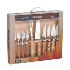 Tramontina Churrasco Cutlery And Carving Set 10 Pieces