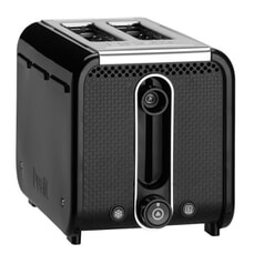 Dualit Studio 2 Slot Toaster Black 26410