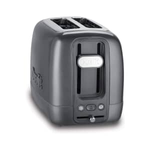 Dualit Domus 2 Slot Toaster Solid Grey 26603