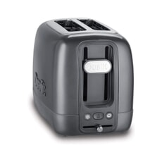 Dualit Domus 2 Slot Toaster Solid Grey