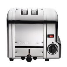 Dualit Origins 2 Slot Toaster Polished