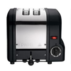 Dualit Origins 2 Slot Toaster Black