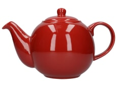 London Pottery Globe� 6 Cup Teapot Red