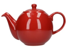 London Pottery Globe� 4 Cup Teapot Red