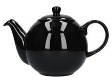 London Pottery Globe� 4 Cup Teapot Gloss Black