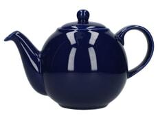 London Pottery Globe� 4 Cup Teapot Cobalt Blue
