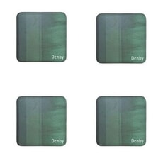 Denby Lifestyle Green Coasters Set Of 4
