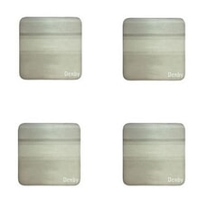 Denby Lifestyle Natural Coasters Set Of 4