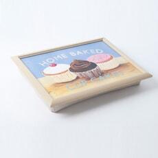 Denby Lap Trays - Cupcake