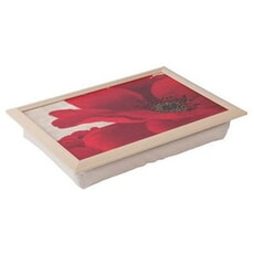Denby Lap Trays - Crimson Bloom