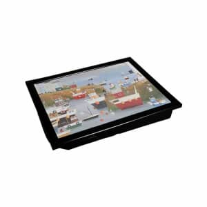 Denby Lap Trays - Harbour View